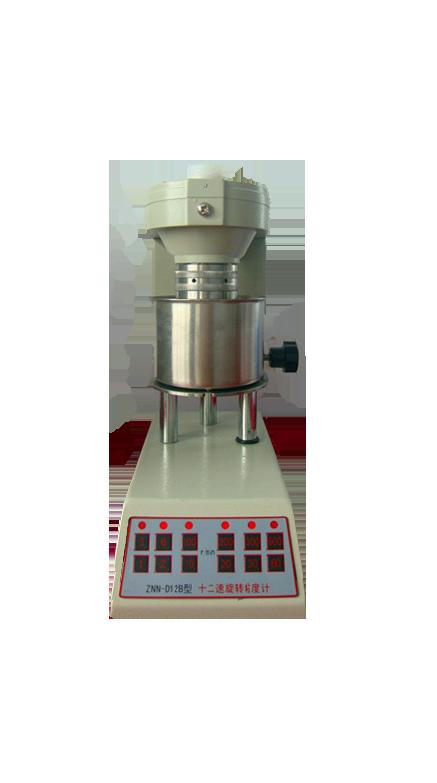 Ротационный вискозиметр rotation viscosimeter twelve speeds Китай