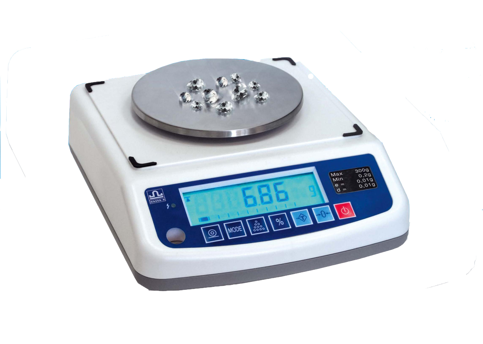 Лабораторные весы (0.005 г)