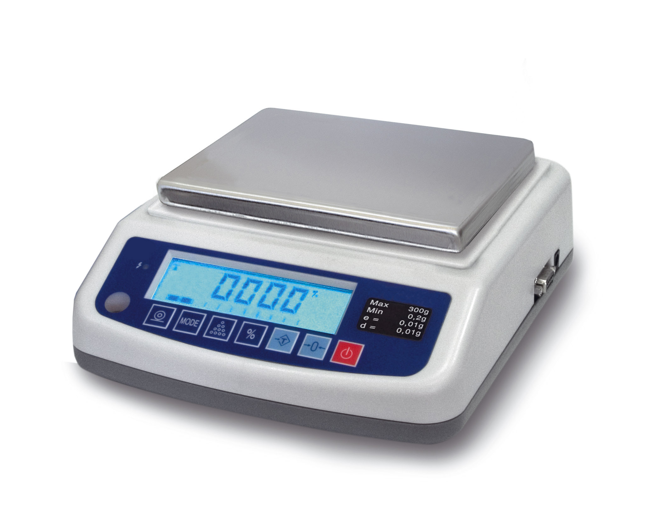 Лабораторные весы (0.05 г.)
