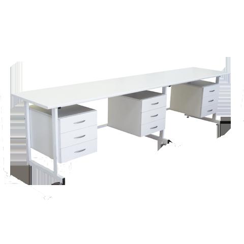Стол лабораторный Laboratory table СЛ 06 Россия