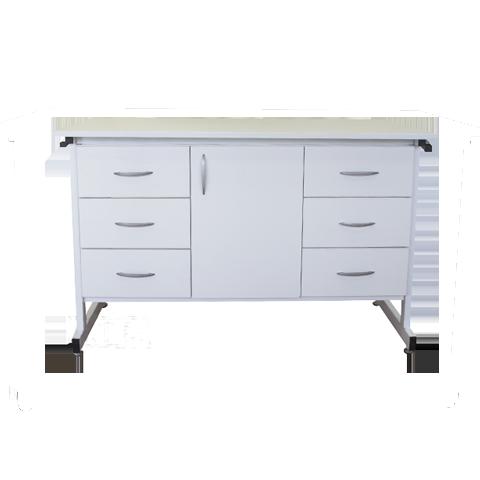 Стол тумба laboratory cupboard table СТ 07 Россия