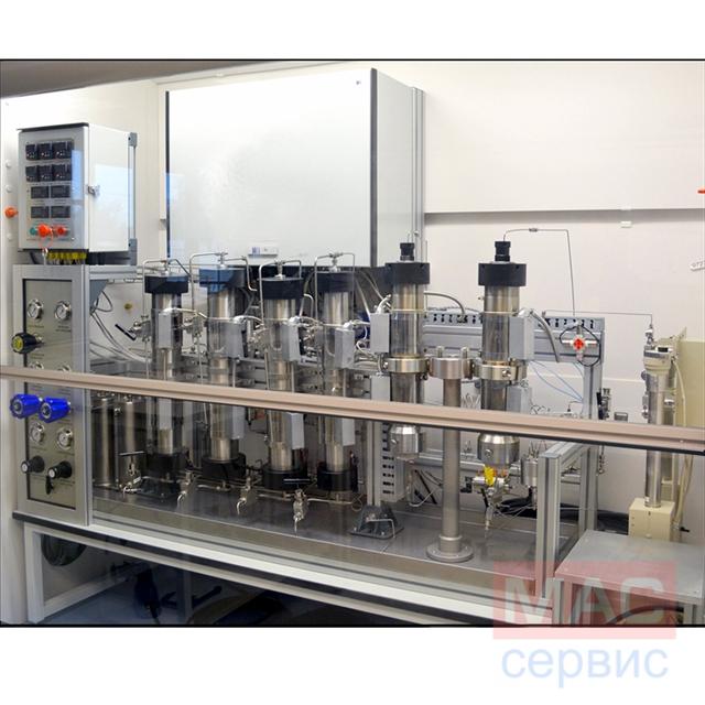 Тестер проницаемости керна M9100 Grace Automatic Core Flow Tester