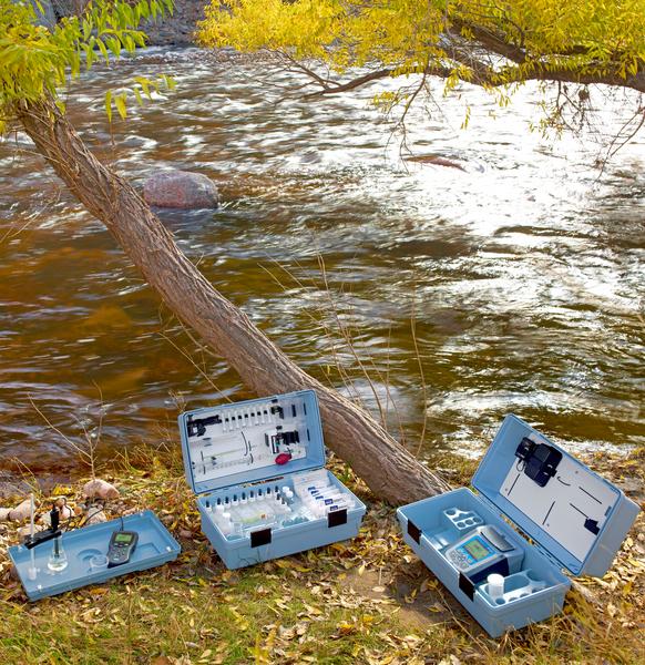 Лаборатория качества воды DREL Complete HACH