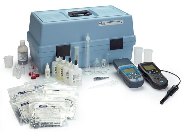 Лаборатория питьевой воды CEL Basic HACH