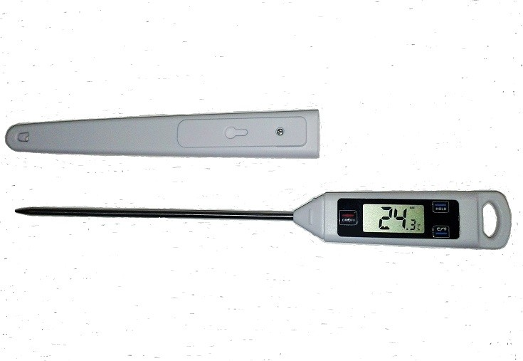 Зондовый термометр MLG 330 Minitemp Palmer Instruments Inc