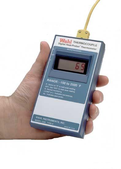 Термометр электронный Wahl TM 1370 Palmer Instruments Inc