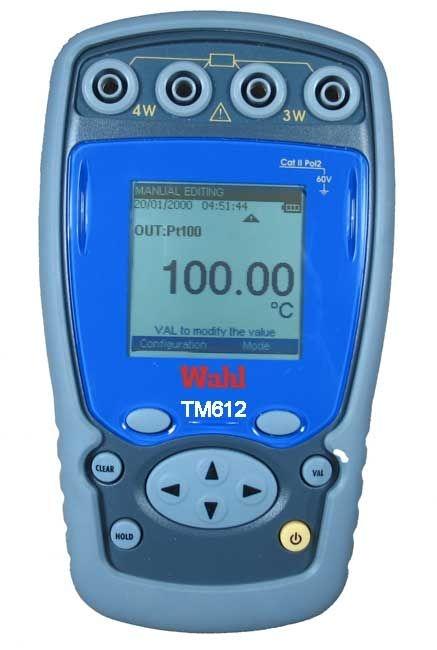 Электронный термометр Wahl TM 612 Palmer Instruments Inc