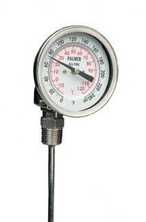 Биметаллический термометр 3AP Palmer Instruments Inc