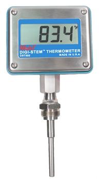 Цифровой термометр RTD DST500 и DST500NB Palmer Instruments Inc