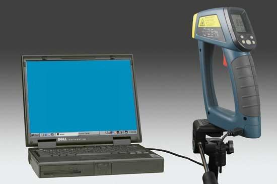 Инфракрасный термометр Ручной Pyrometer DHS235XEL Palmer