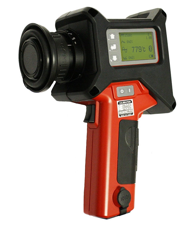 Инфракрасный термометр DHS520L1 DHS520L2 Wahl Heat Spy Palmer