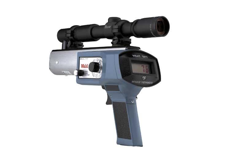 Инфракрасный термометр pyrometer DHS35XT Palmer Wahl