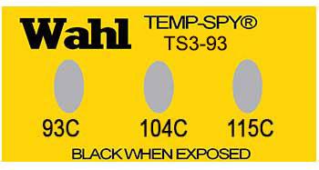 Индикаторы температуры TS3 Temp-Spy Low Cost Palmer Wahl