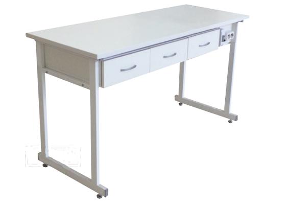 Стол лабораторный laboratory table СЛП 04 Россия