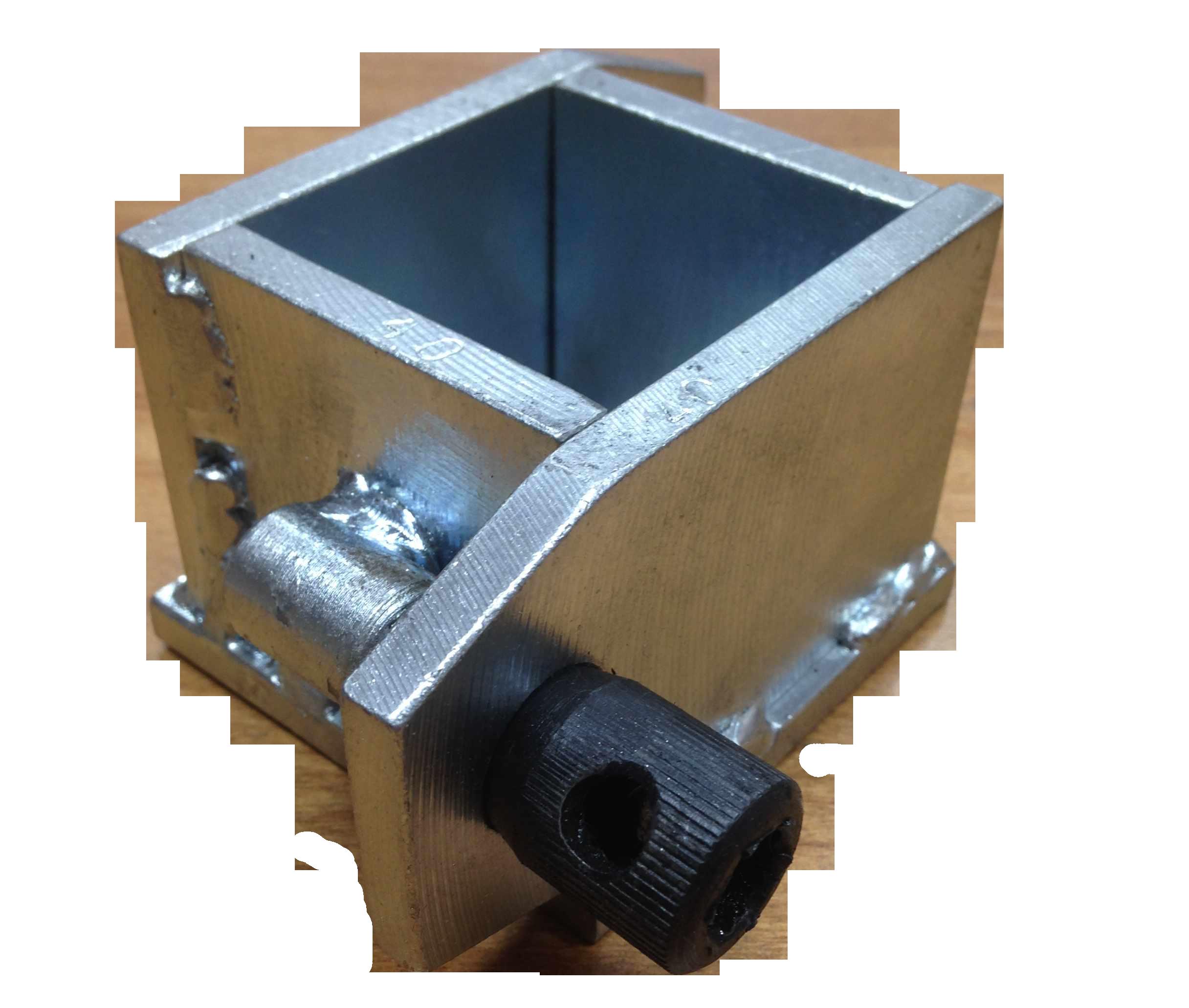 Форма куба Cube shape ФК-50 Россия