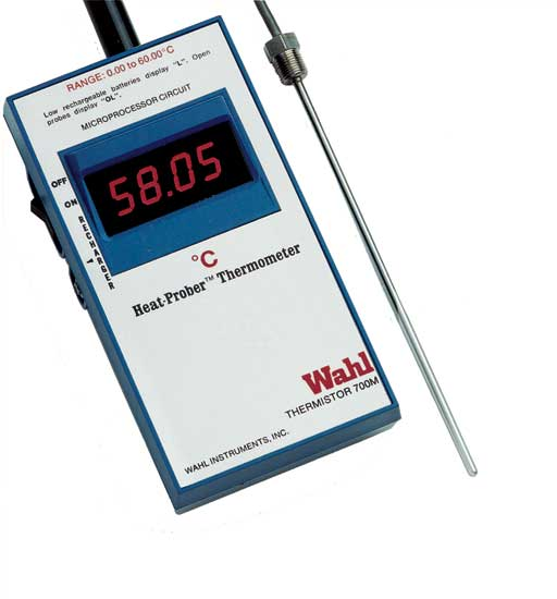 Термометр электронный Wahl 700MC Palmer Instruments Inc