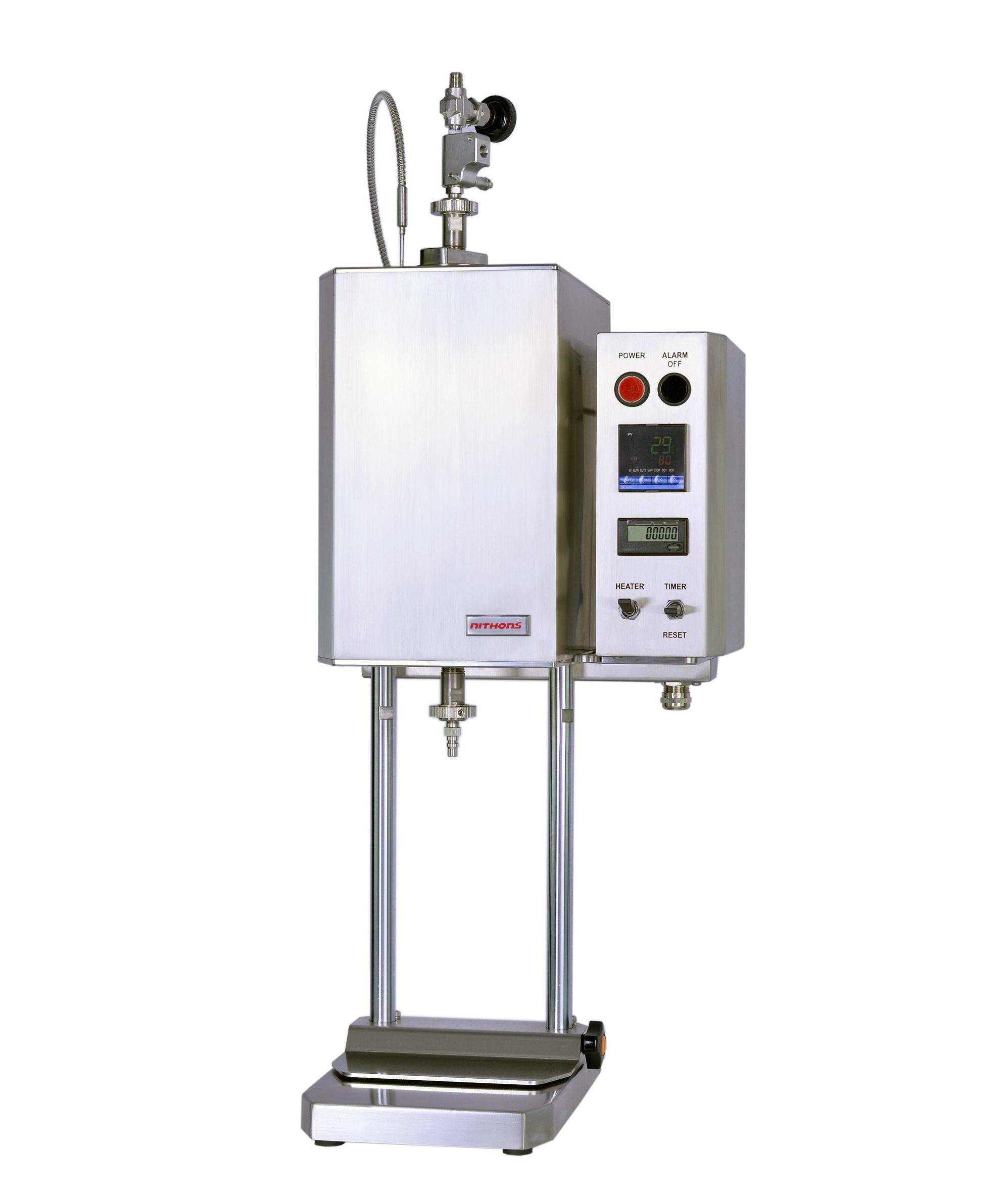 HTHP Фильтр пресс NJSQ Static Fluid Loss Cell NITHONS