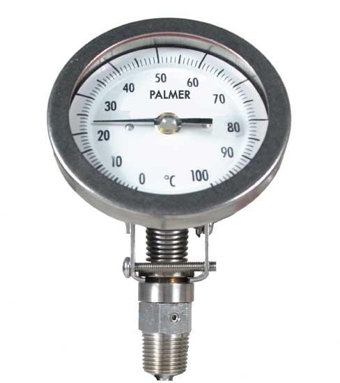 Термометр Модель 3AU Palmer Universal Mount