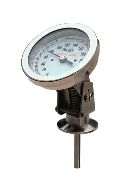 Биметаллические термометры  3AES Sanitary Palmer Instruments Inc