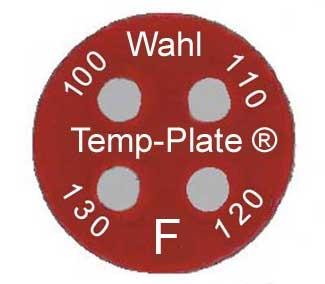 Индикаторы температуры 444 Mini Round Four-Position Palmer Wahl
